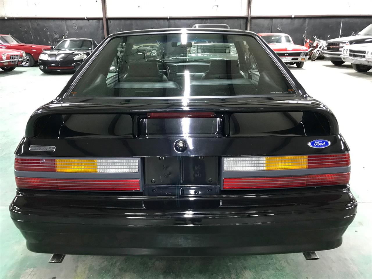 Large Picture of '93 Mustang SVT Cobra - PQP9