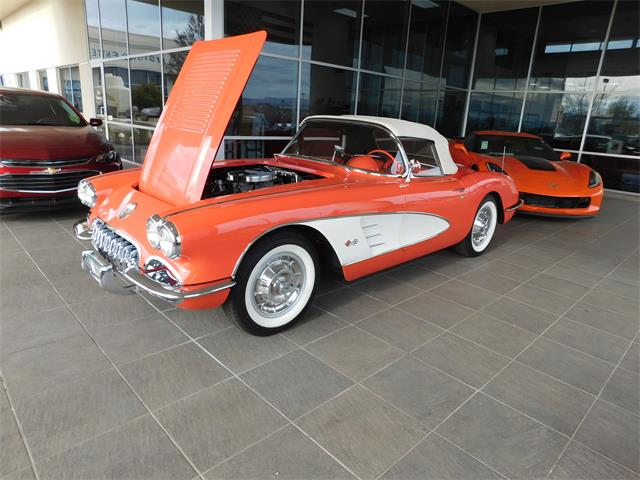 Picture of '58 Corvette - PQPL