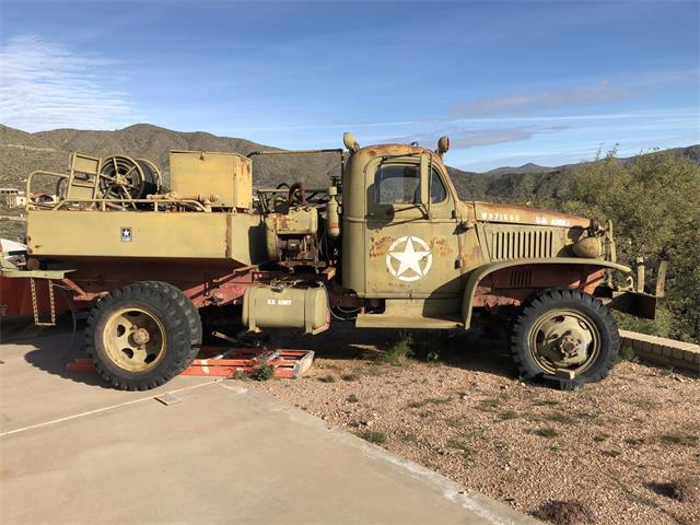 1942 Chevrolet 1-1/2 Ton Pickup
