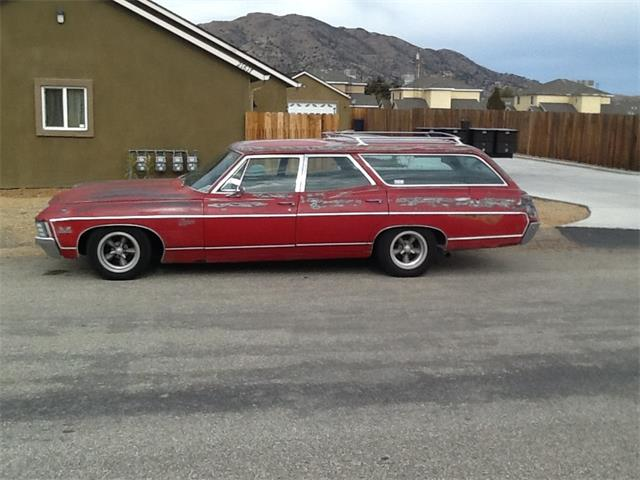 Picture of Classic '67 Station Wagon located in Gardena California - $13,500.00 Offered by a Private Seller - PQPQ