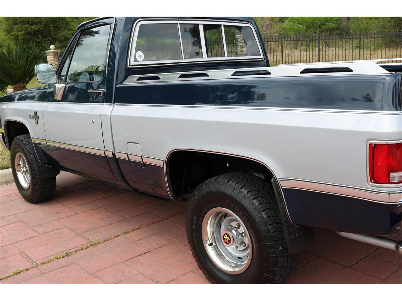 Large Picture of '83 Chevrolet K-10 - PQPT