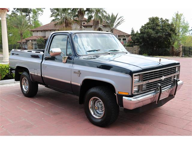 Picture of 1983 Chevrolet K-10 - $21,900.00 - PQPT