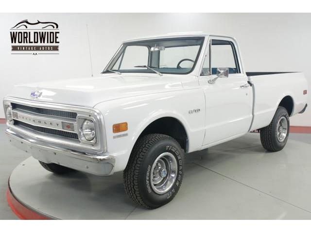 Picture of '69 Pickup - PQQF