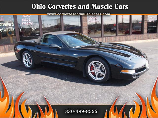 Picture of '02 Corvette - PQRG