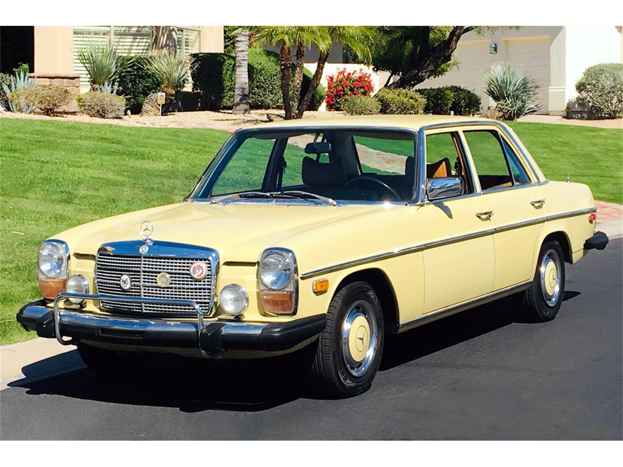 1976 Mercedes-Benz 300D for Sale | ClassicCars.com | CC ...