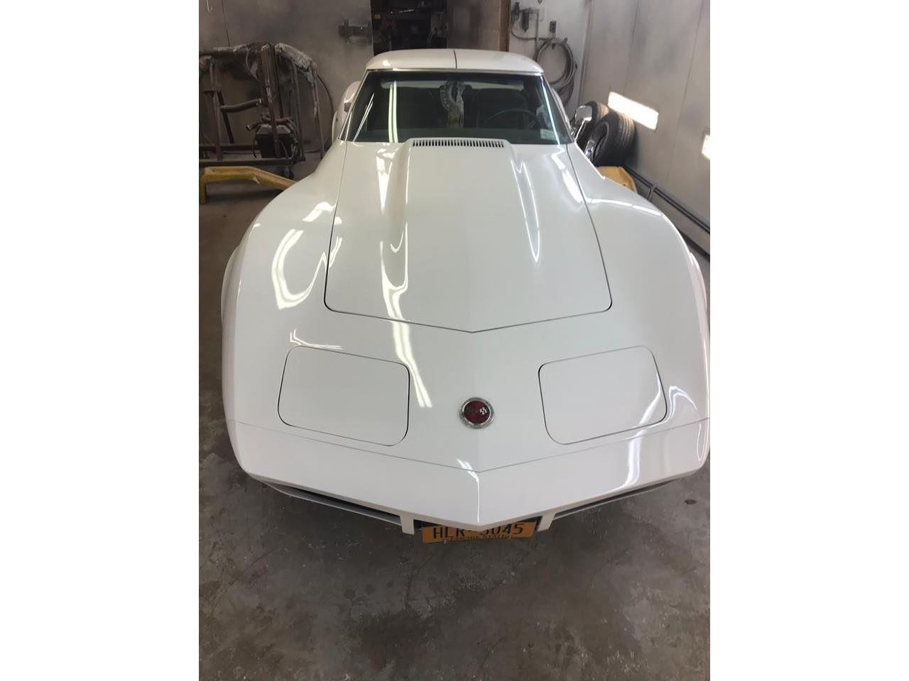 Large Picture of '73 Corvette - PQRX