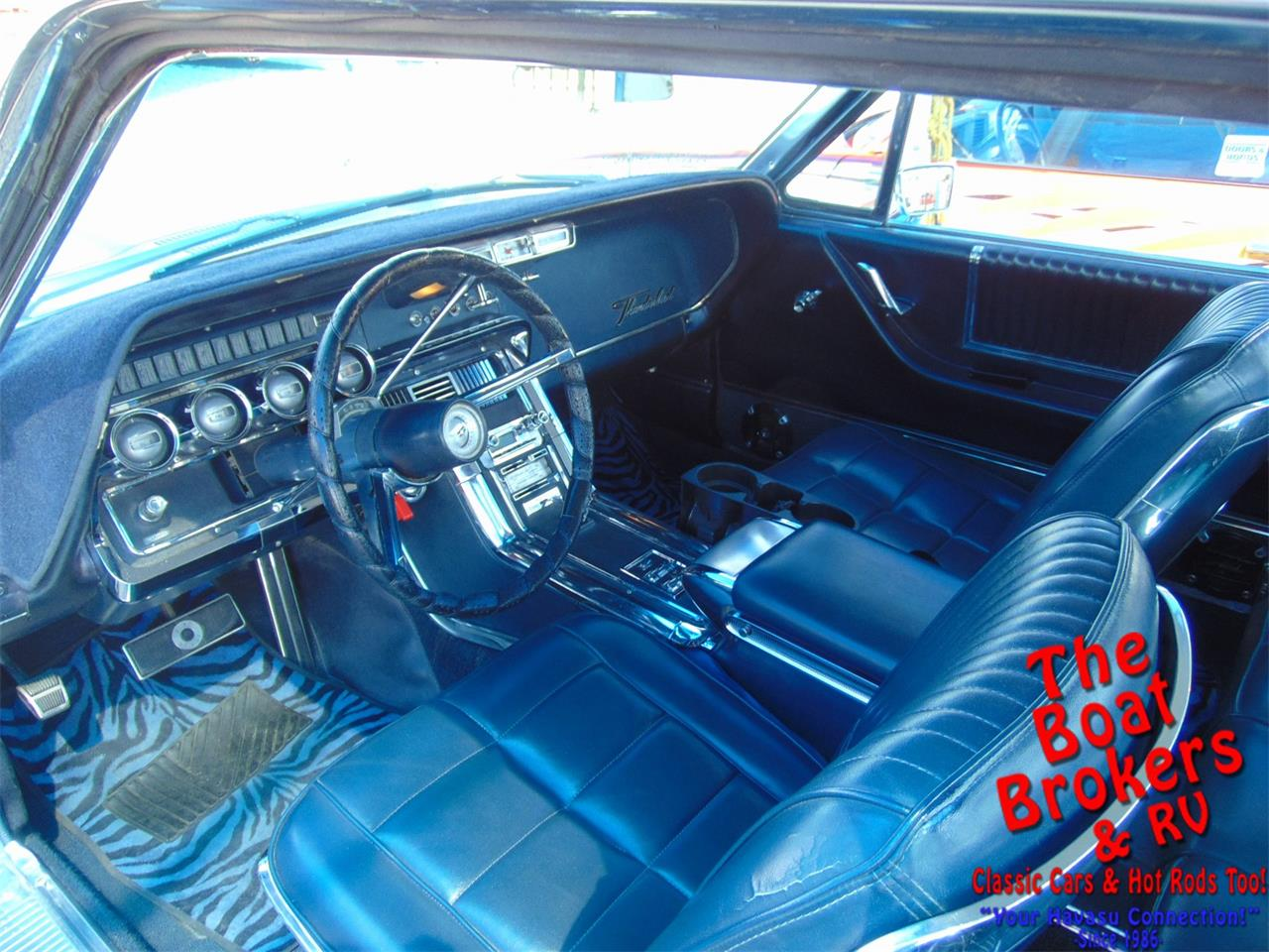 Large Picture of 1966 Ford Thunderbird - $15,995.00 - PQRZ