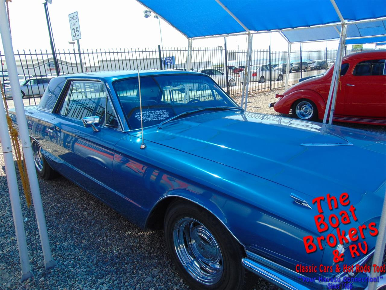 Large Picture of Classic 1966 Thunderbird - $15,995.00 - PQRZ