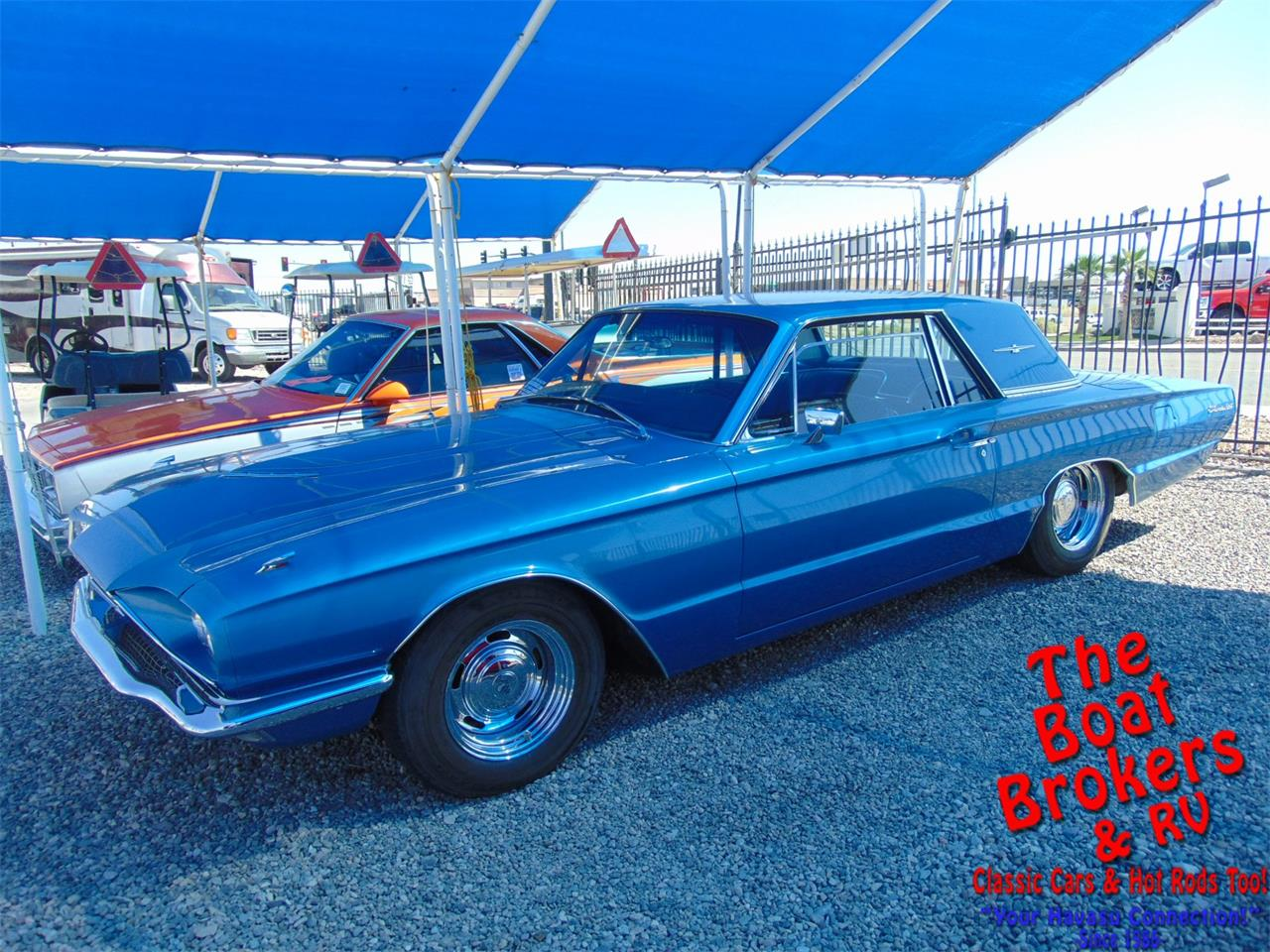 Large Picture of 1966 Ford Thunderbird - $15,995.00 Offered by The Boat Brokers - PQRZ