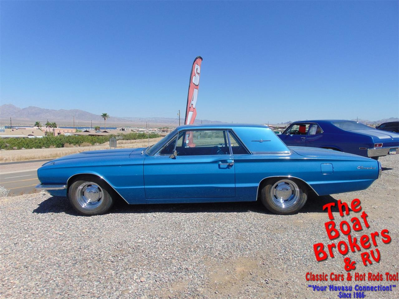 Large Picture of '66 Thunderbird located in Arizona - $15,995.00 - PQRZ