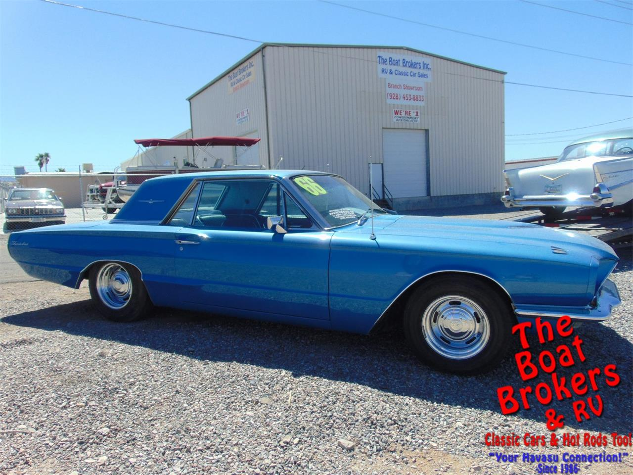 Large Picture of 1966 Thunderbird Offered by The Boat Brokers - PQRZ