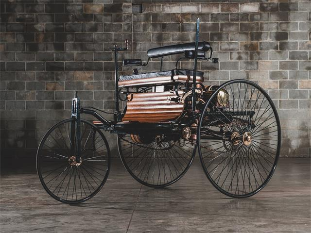 Picture of 1886 Mercedes-Benz Replica Auction Vehicle Offered by  - PQS8