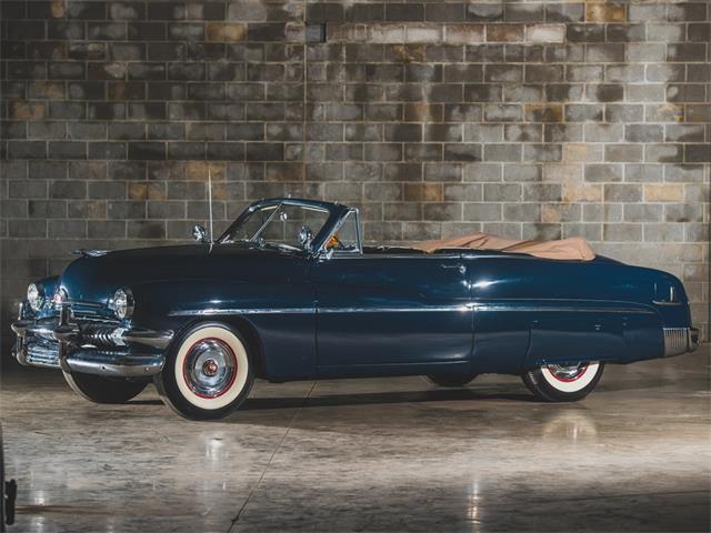 Picture of Classic 1951 Mercury Convertible located in St Louis Missouri - PQSA