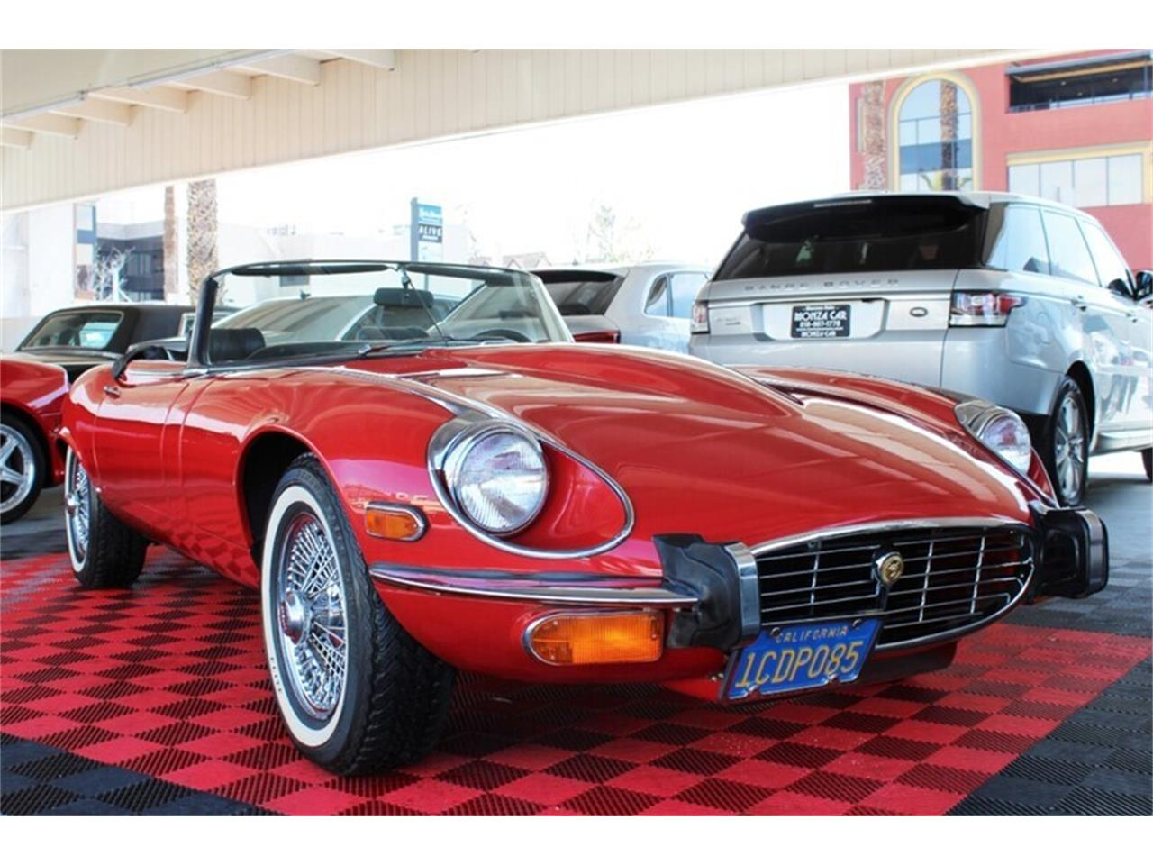 Large Picture of '73 E-Type - PQSU