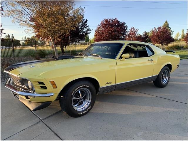 Picture of '70 Mustang - PQTO