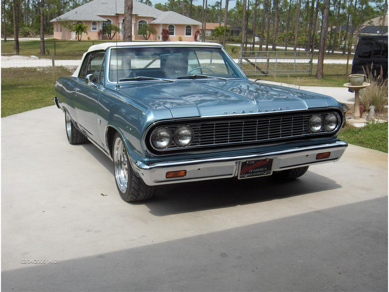 Large Picture of '64 Chevelle Malibu SS - PQVH