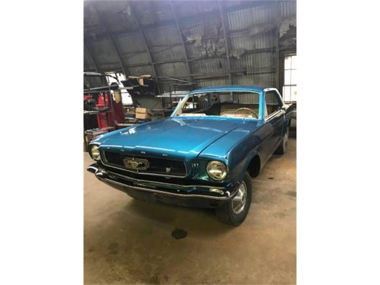 Large Picture of '65 Mustang - PQ0R