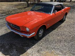 Picture of Classic '65 Ford Mustang located in Canton Michigan - $23,000.00 Offered by a Private Seller - PQVI