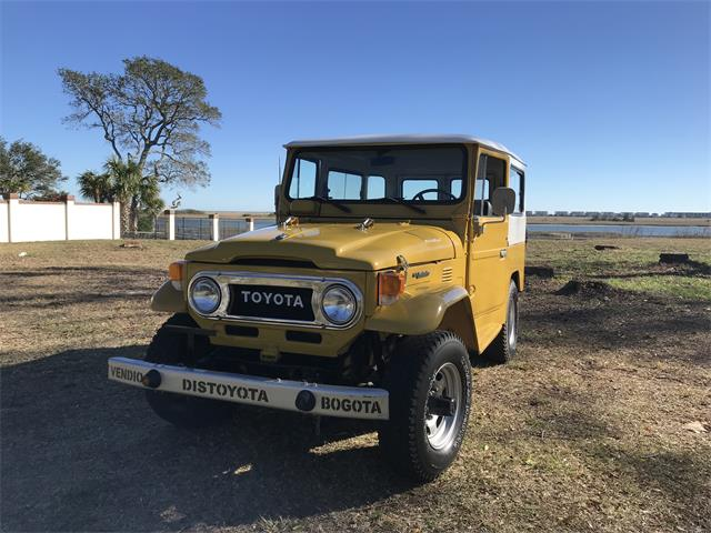 Picture of '76 Land Cruiser FJ40 - PQVM