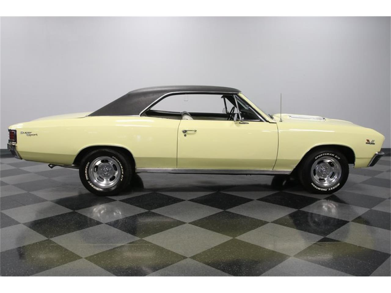 Large Picture of '67 Chevelle - PQWU