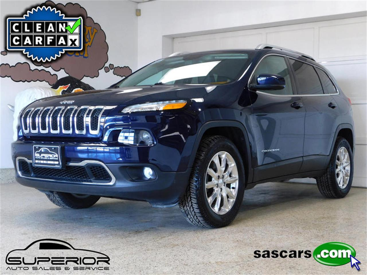 Large Picture of 2014 Jeep Cherokee located in New York - PQXB
