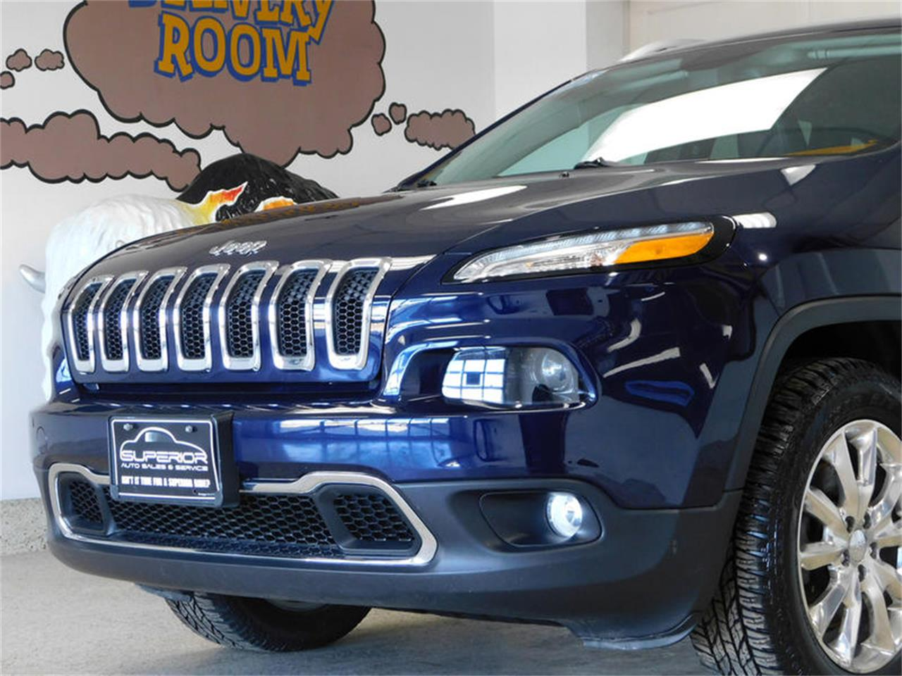 Large Picture of 2014 Cherokee Offered by Superior Auto Sales - PQXB