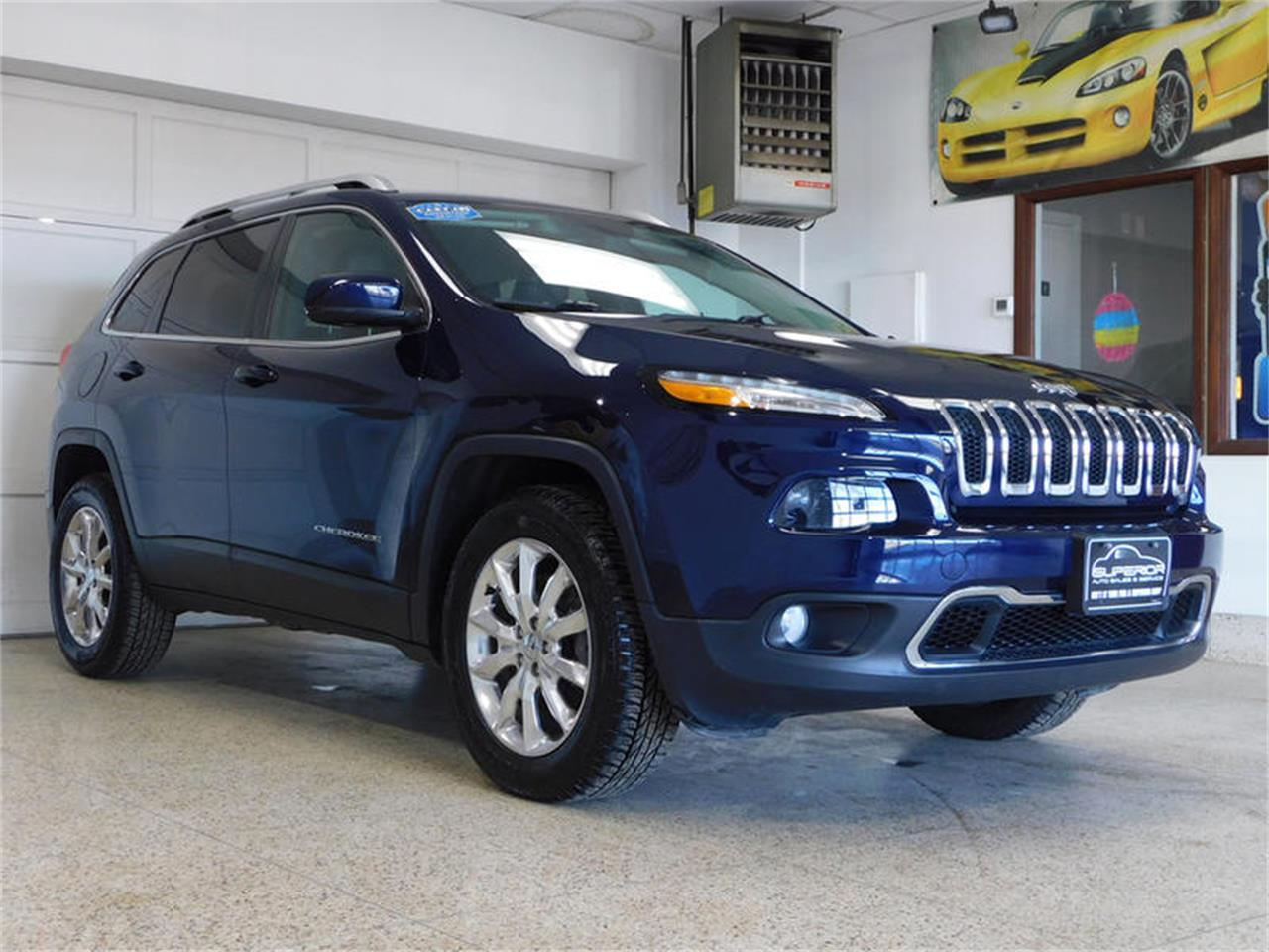 Large Picture of 2014 Cherokee located in New York Offered by Superior Auto Sales - PQXB