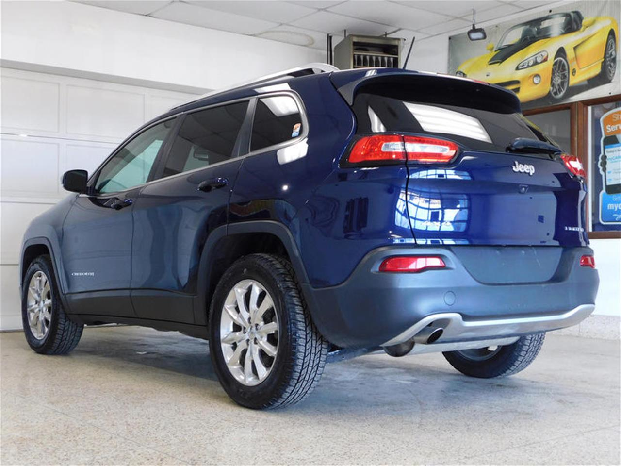 Large Picture of '14 Jeep Cherokee - $17,538.00 - PQXB