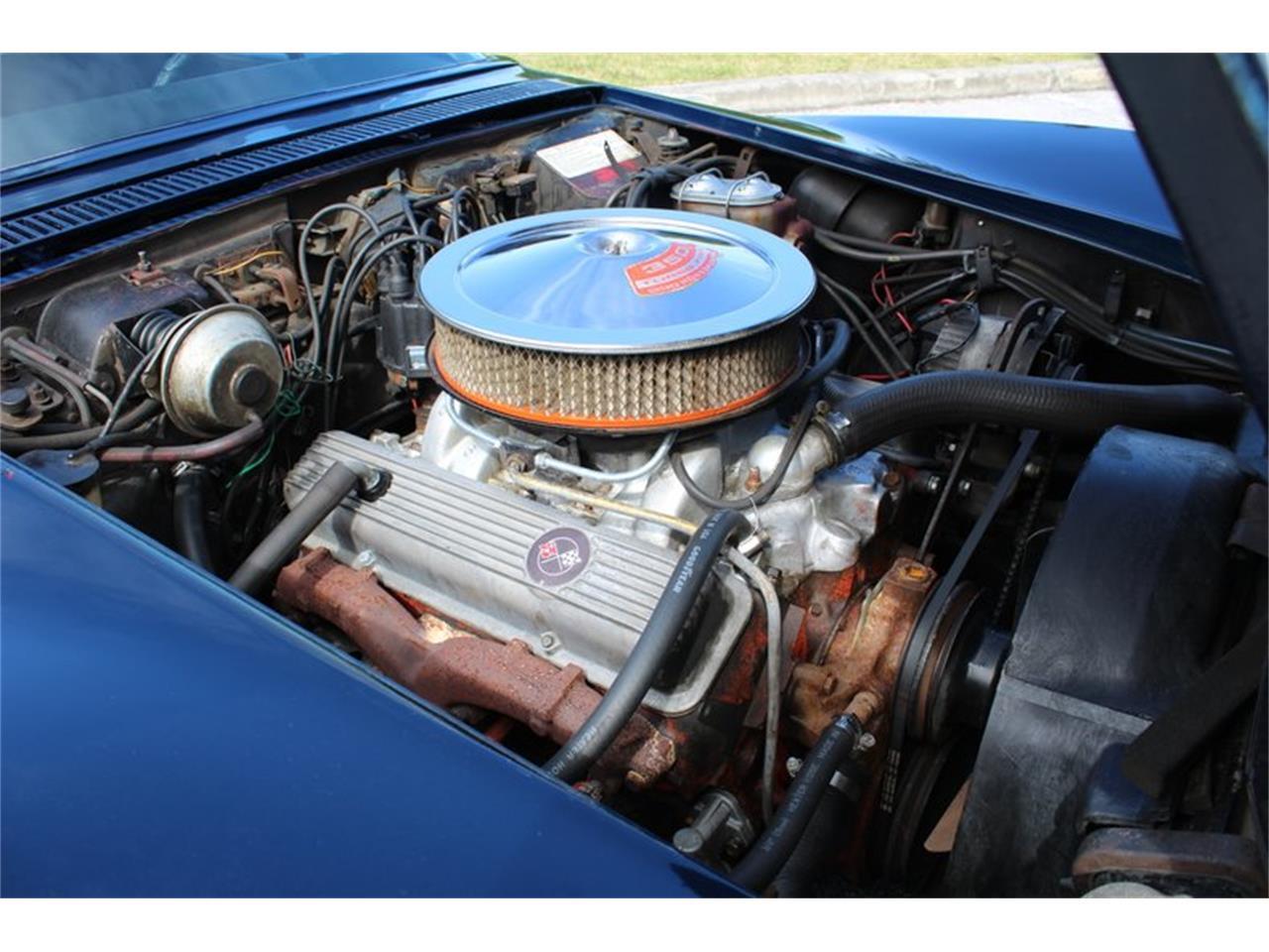 Large Picture of '71 Corvette - PQ0Z