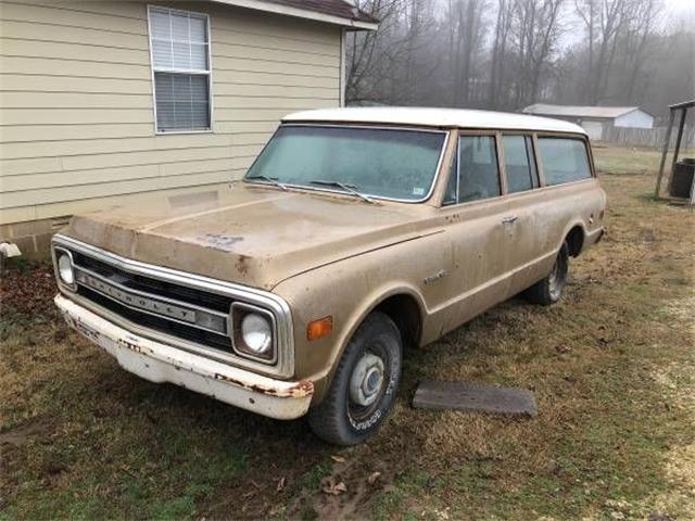 Picture of Classic 1969 Chevrolet Suburban - $7,995.00 - PQ13
