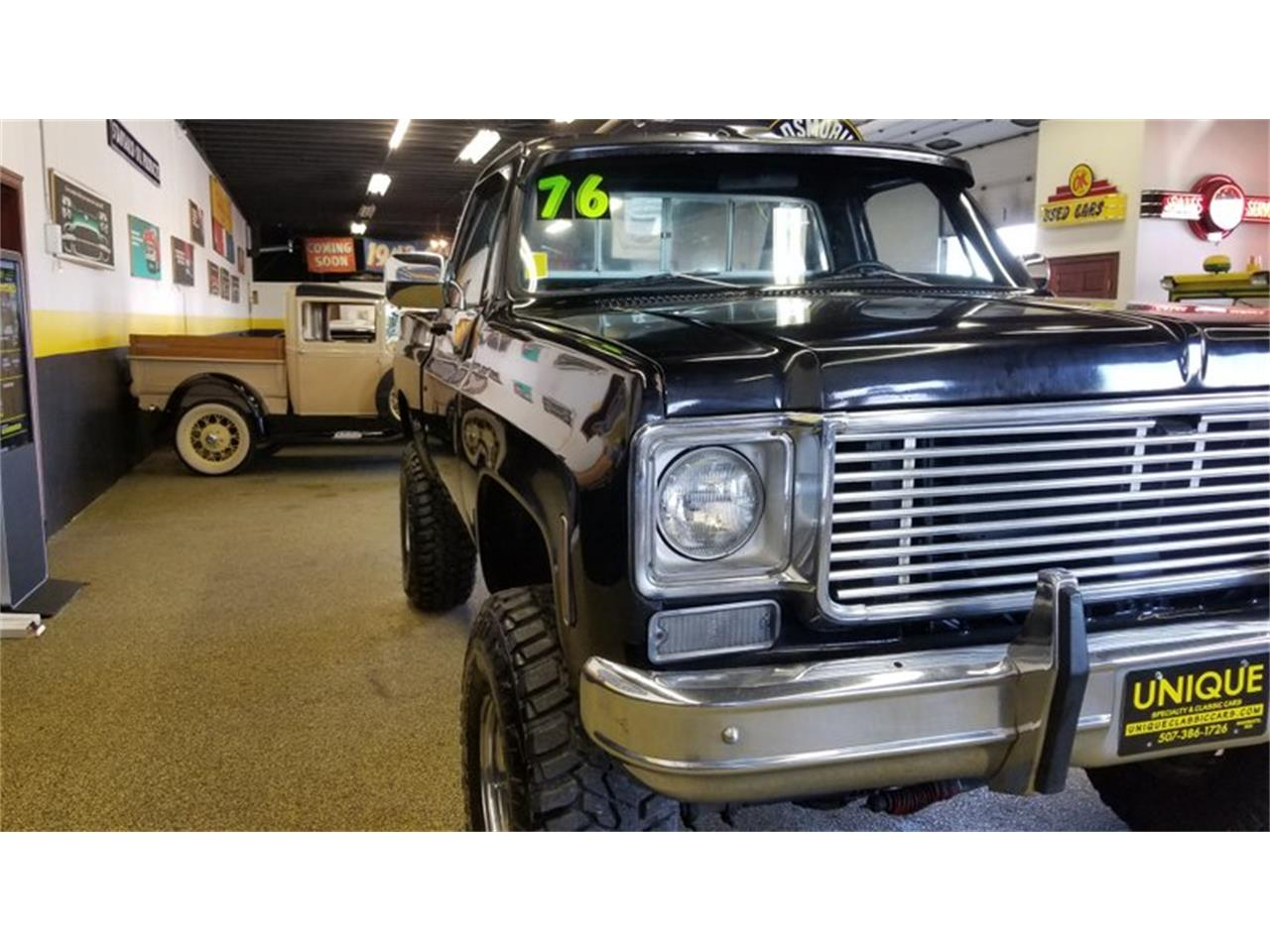 Large Picture of 1976 GMC C/K 10 located in Mankato Minnesota - $12,900.00 Offered by Unique Specialty And Classics - PQZE