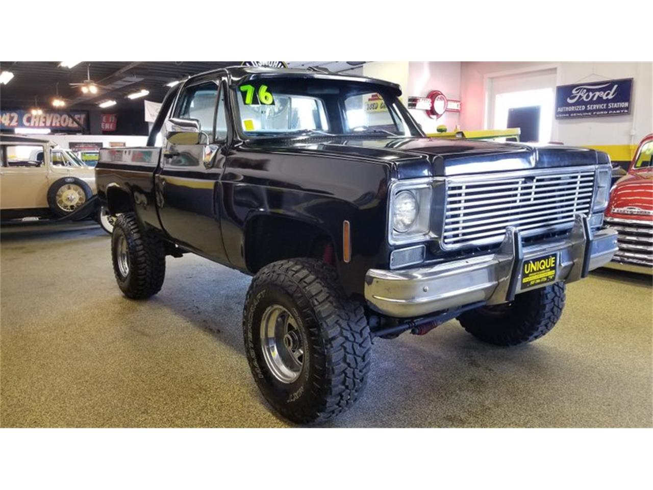 Large Picture of '76 C/K 10 located in Minnesota Offered by Unique Specialty And Classics - PQZE
