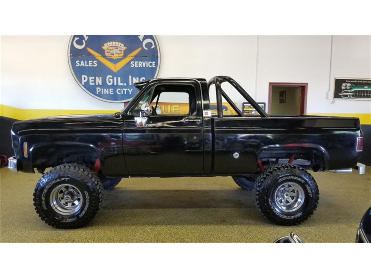 Large Picture of 1976 C/K 10 - PQZE