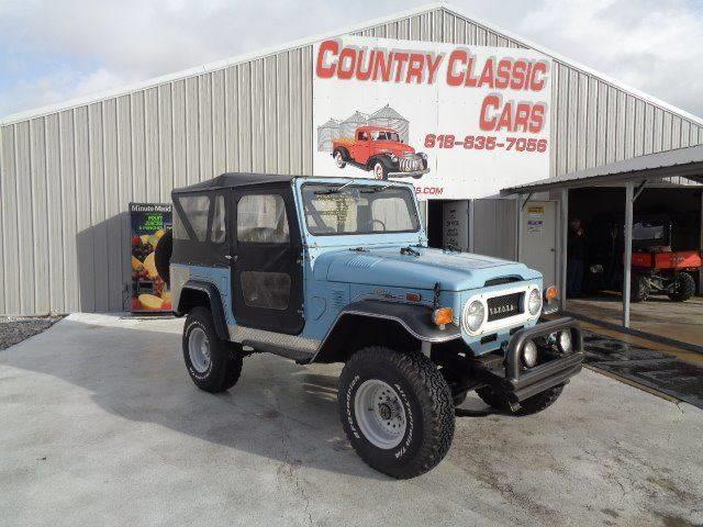 Picture of '73 FJ Cruiser - PQZR