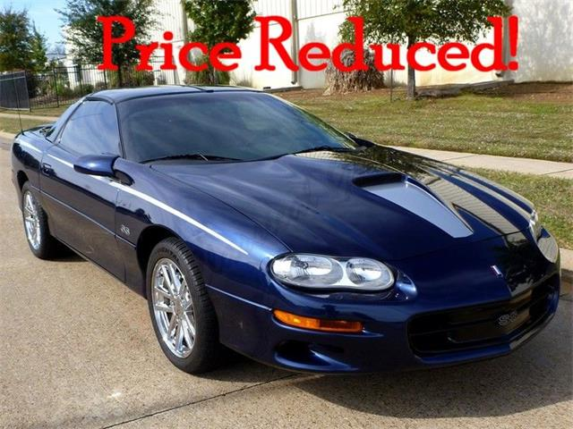 Picture of 2002 Chevrolet Camaro SS located in Arlington Texas Offered by  - PR00