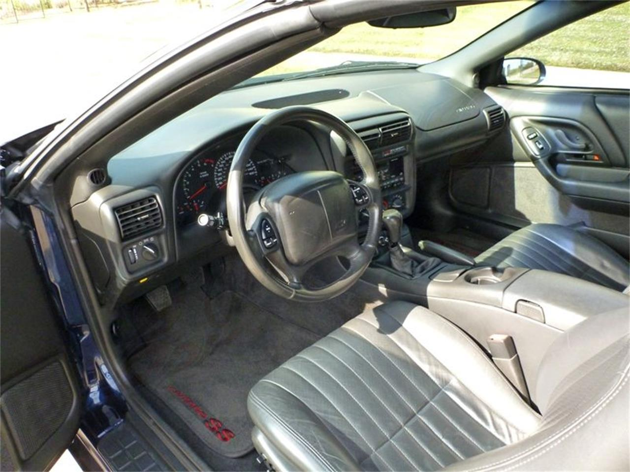 Large Picture of '02 Camaro SS - PR00