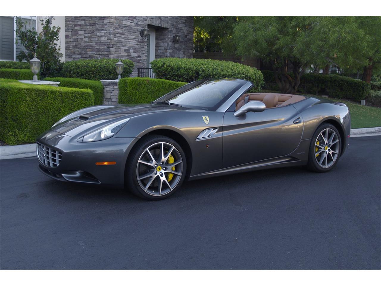 2012 Ferrari California for Sale | ClassicCars.com | CC ...