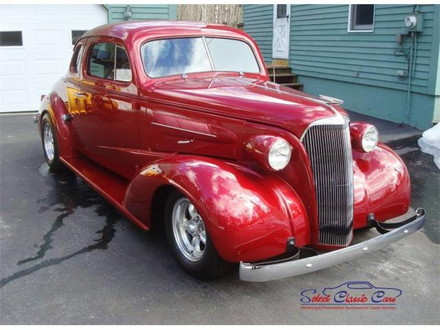 Picture of '37 Business Coupe - PR0J