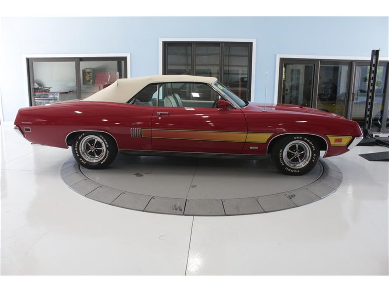 Large Picture of '70 Torino - PR0K