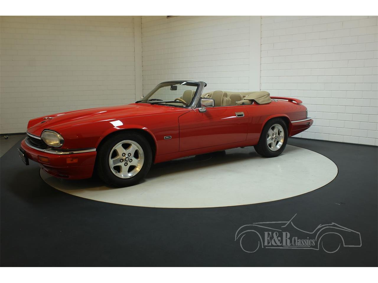 Large Picture of 1996 Jaguar XJS located in noord Brabant Offered by E & R Classics - PR0N