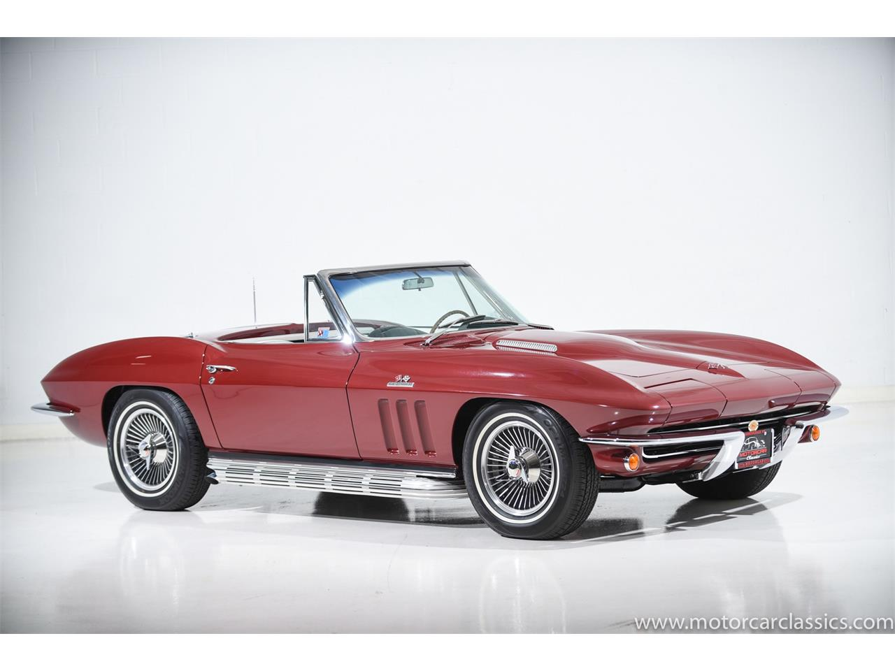 Large Picture of Classic '65 Corvette - PR15