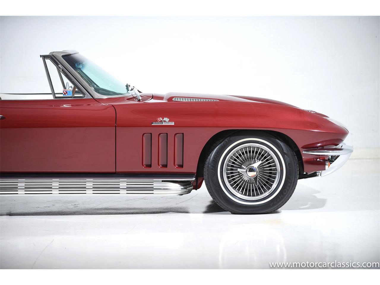Large Picture of Classic 1965 Corvette - PR15
