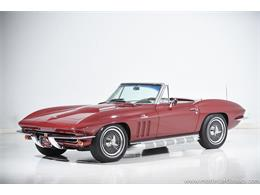 Picture of 1965 Chevrolet Corvette located in Farmingdale New York - $167,900.00 Offered by Motorcar Classics - PR15