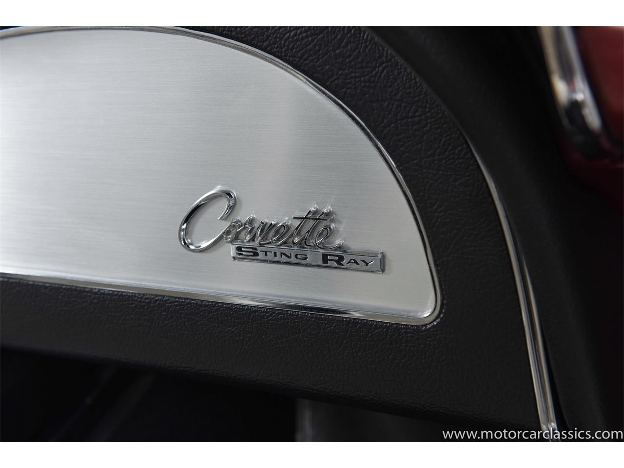 Large Picture of Classic 1965 Chevrolet Corvette located in New York - $167,900.00 Offered by Motorcar Classics - PR15