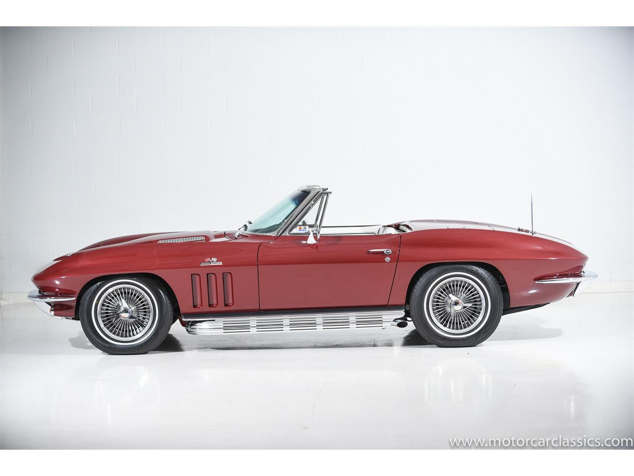 Large Picture of 1965 Corvette located in Farmingdale New York Offered by Motorcar Classics - PR15