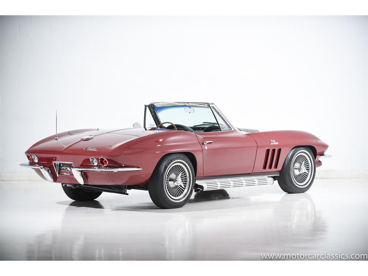 Large Picture of Classic '65 Chevrolet Corvette located in New York - $167,900.00 Offered by Motorcar Classics - PR15