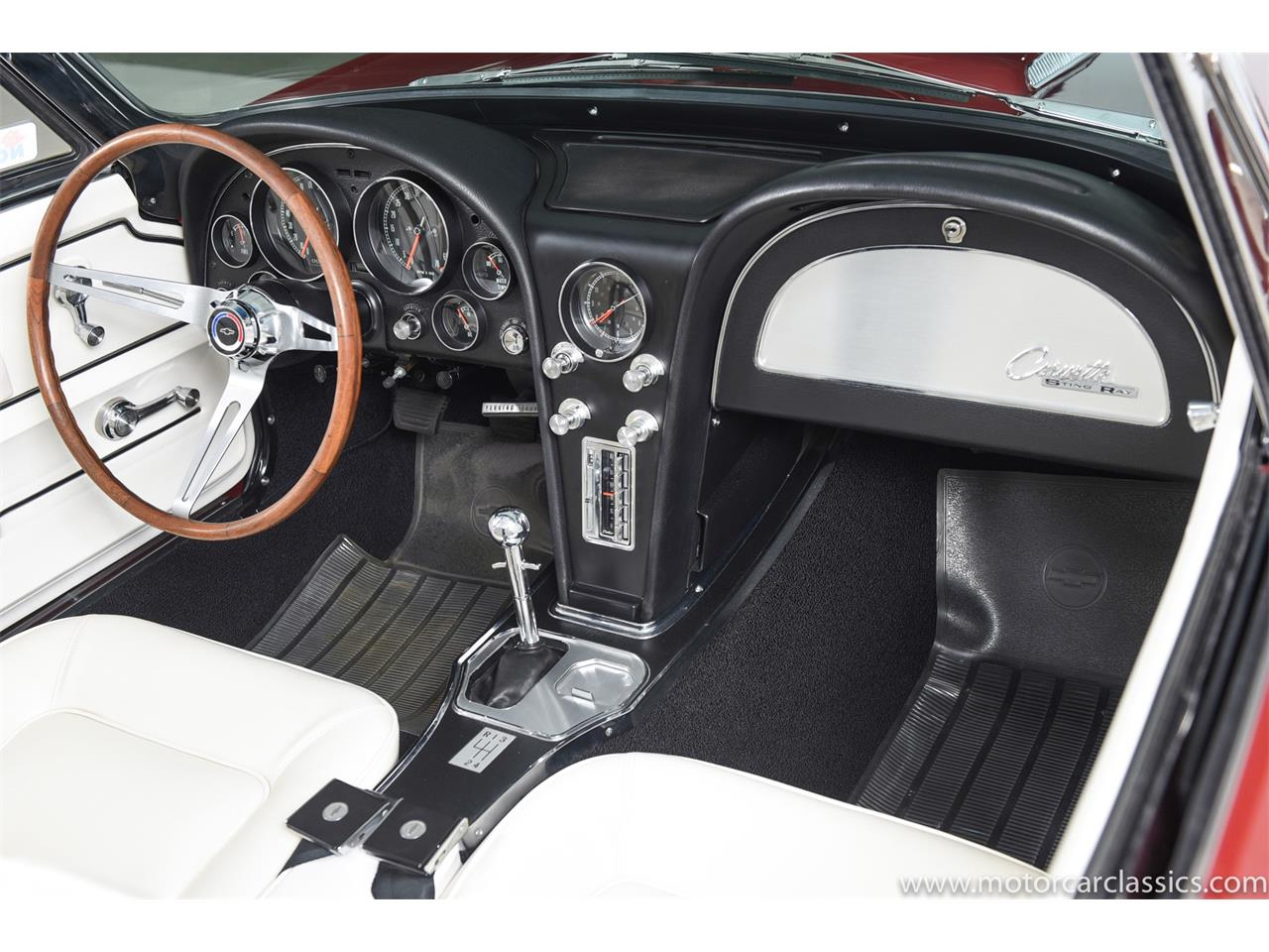 Large Picture of Classic '65 Corvette - $167,900.00 Offered by Motorcar Classics - PR15
