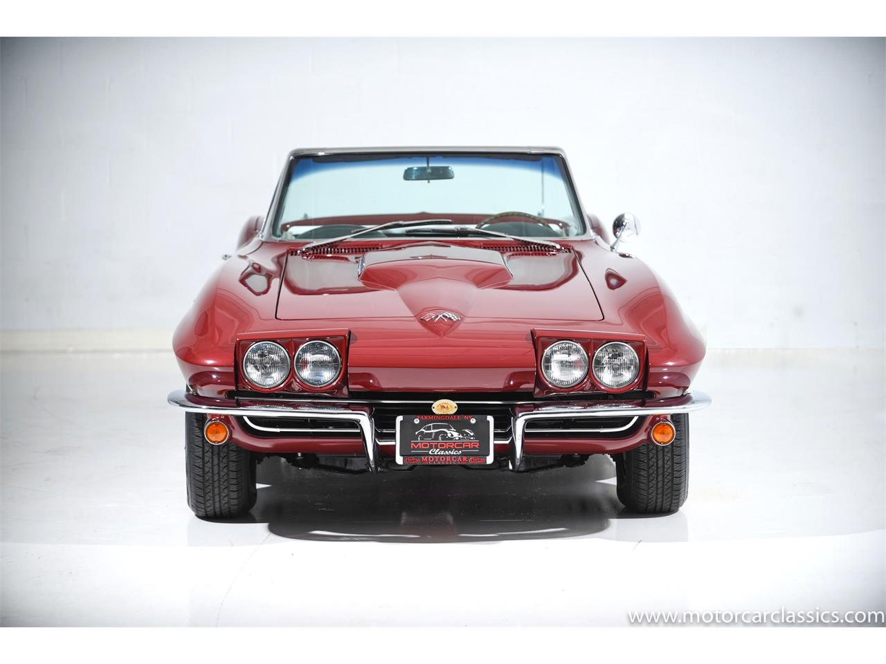 Large Picture of '65 Chevrolet Corvette located in New York Offered by Motorcar Classics - PR15