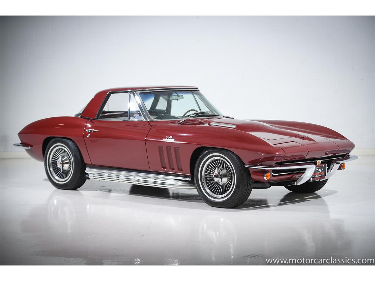 Large Picture of Classic '65 Corvette - $167,900.00 - PR15
