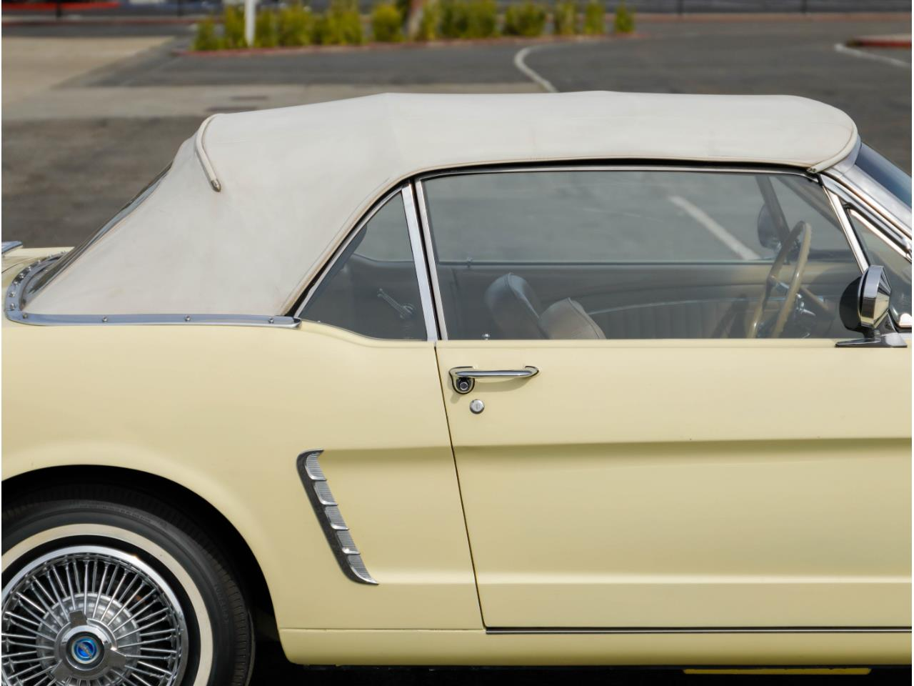 Large Picture of Classic '65 Mustang located in California Offered by Chequered Flag International - PR18